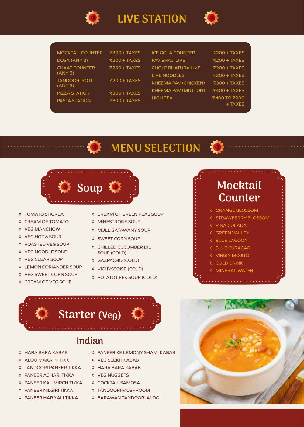 Central Kitchen New, , | outdoor-catering-menu