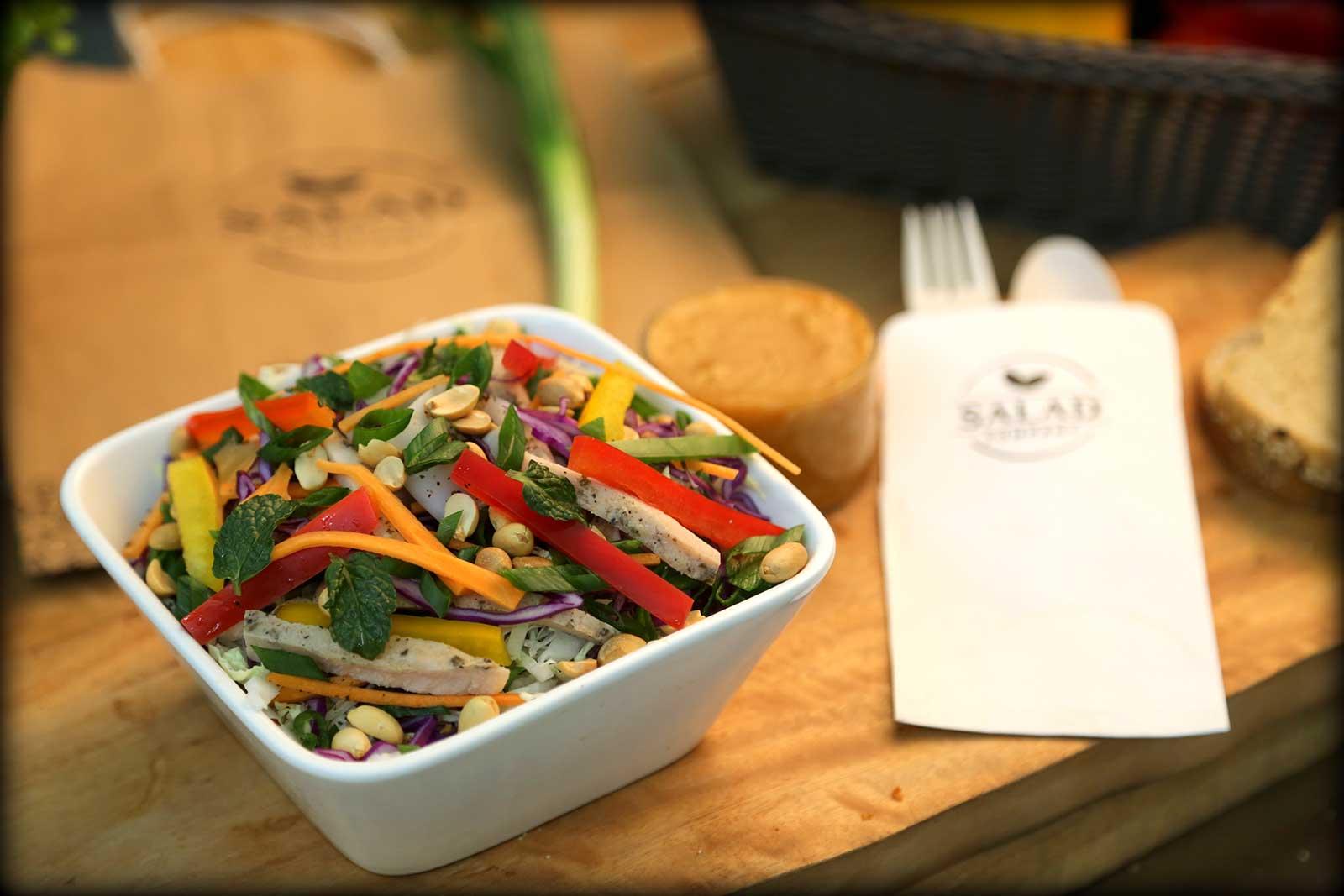 salad days delhi