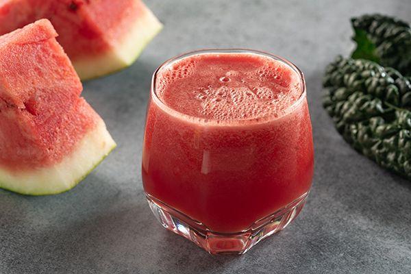 Kale & Watermelon Juice