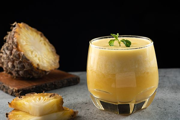 Pineapple & Ginger Juice