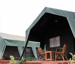 Resort's Tent