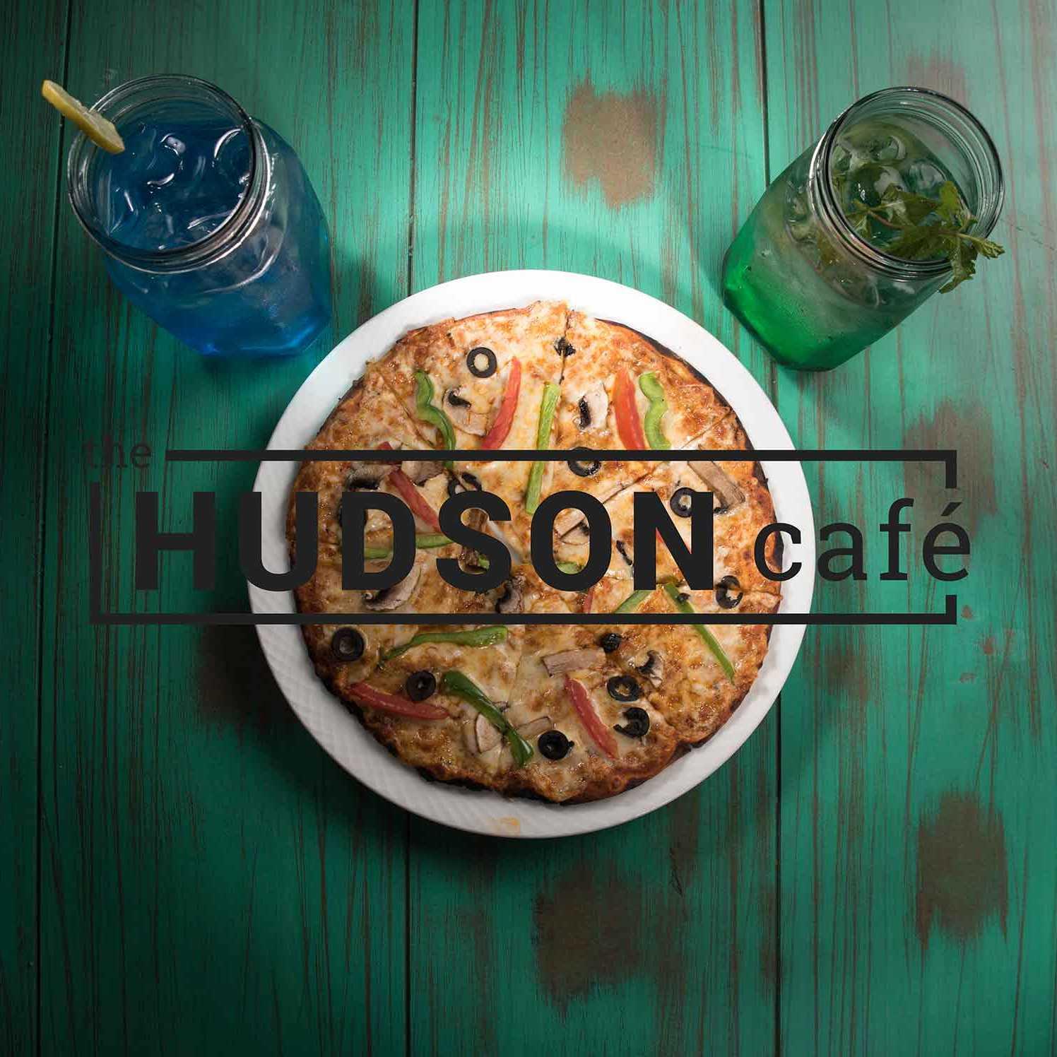 Hudson Cafe text