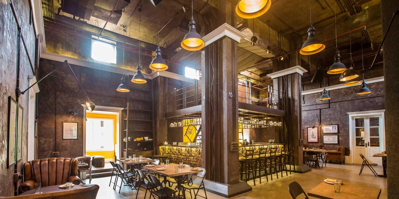 Khan Market Cafe Food Menu