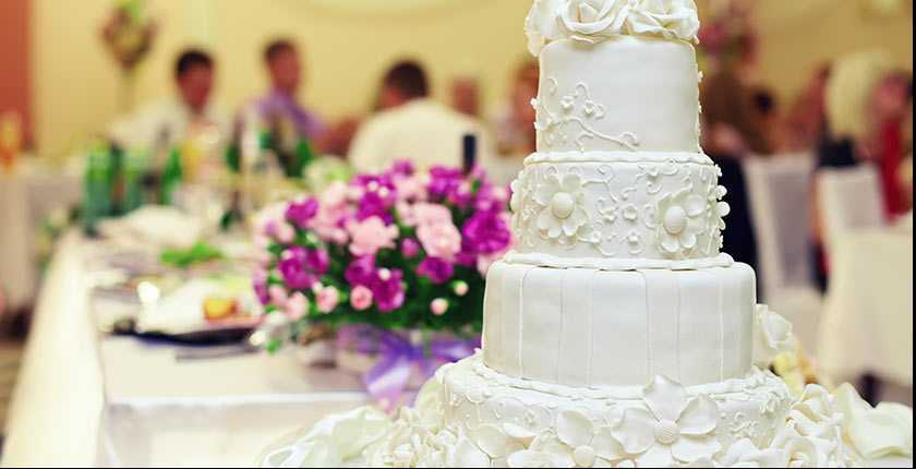 Свадебные торто ресторан сокол фото