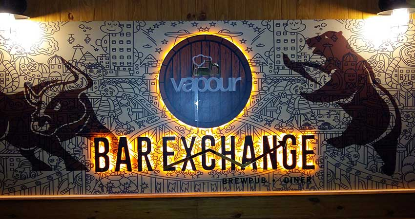 Vapour Bar Exchange gallery image