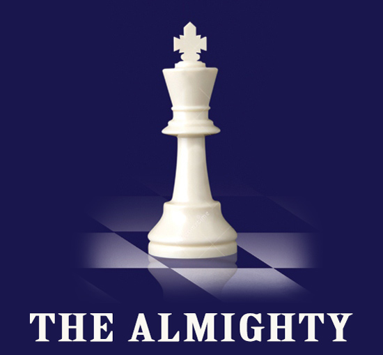 The Almighty Dining Perfection logo
