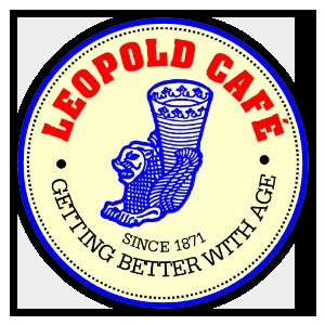 Leopold Cafe Colaba Menu