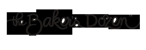 The Baker's Dozen logo