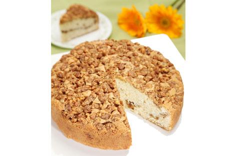 Walnut Cinnamon Cake