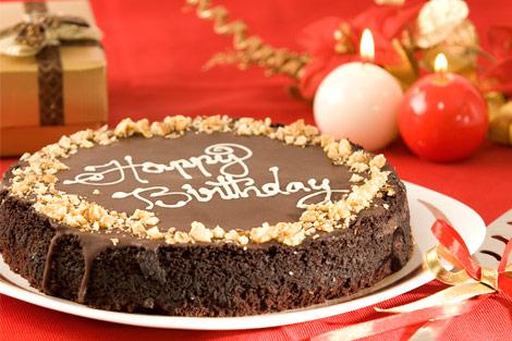 Dark Moist Chocolate Cake