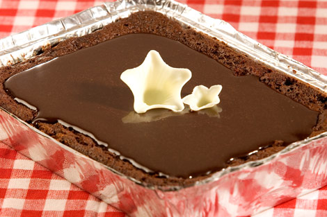 Devil's Chocolate Pudding