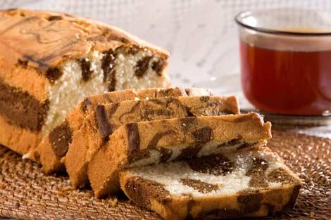 Marble Pound Cake (8