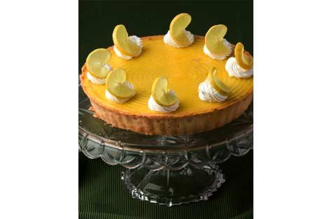 Tangy Lemon Pie (8