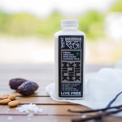 Non - Dairy Almond Milk (250 ml)