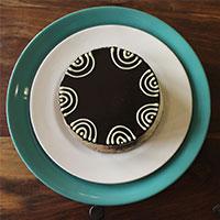 Gluten Free Peanut Butter Brownie Cake
