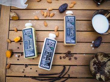 Almond Milk Package