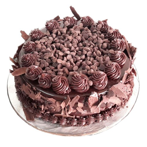 Belgium Chocolate Chips Cake