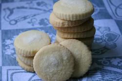 Shortbread Cookies- All Butter