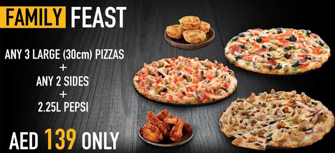 Debonairs Pizza slider image