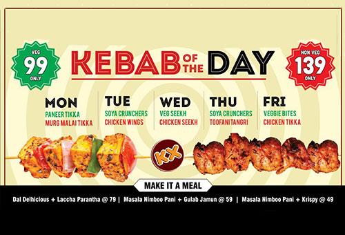 Kebab Xpress (A unit of Rossell Hospitality Pvt  Ltd
