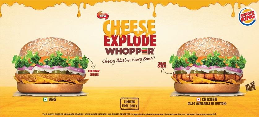 Burger King (BK) India: || Online Ordering page