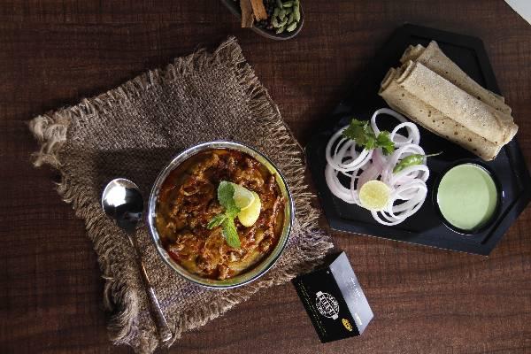 Order Haleem Online: Hyderabadi Haleem Home Delivery