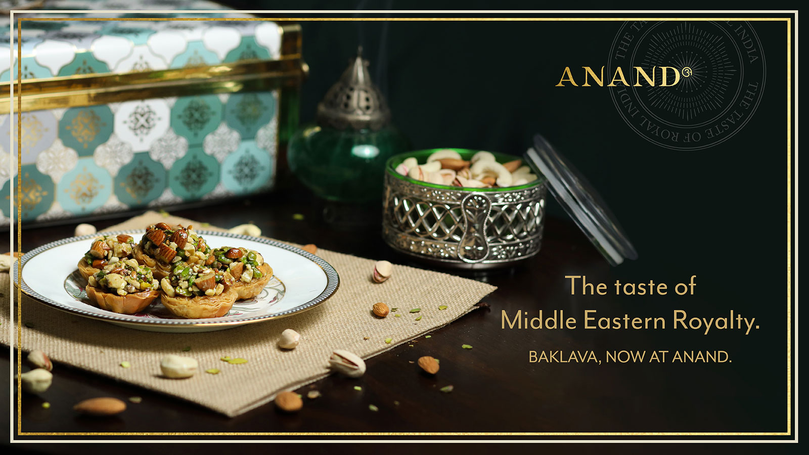 Anand Sweets & Savouries, Bengaluru || Official Website