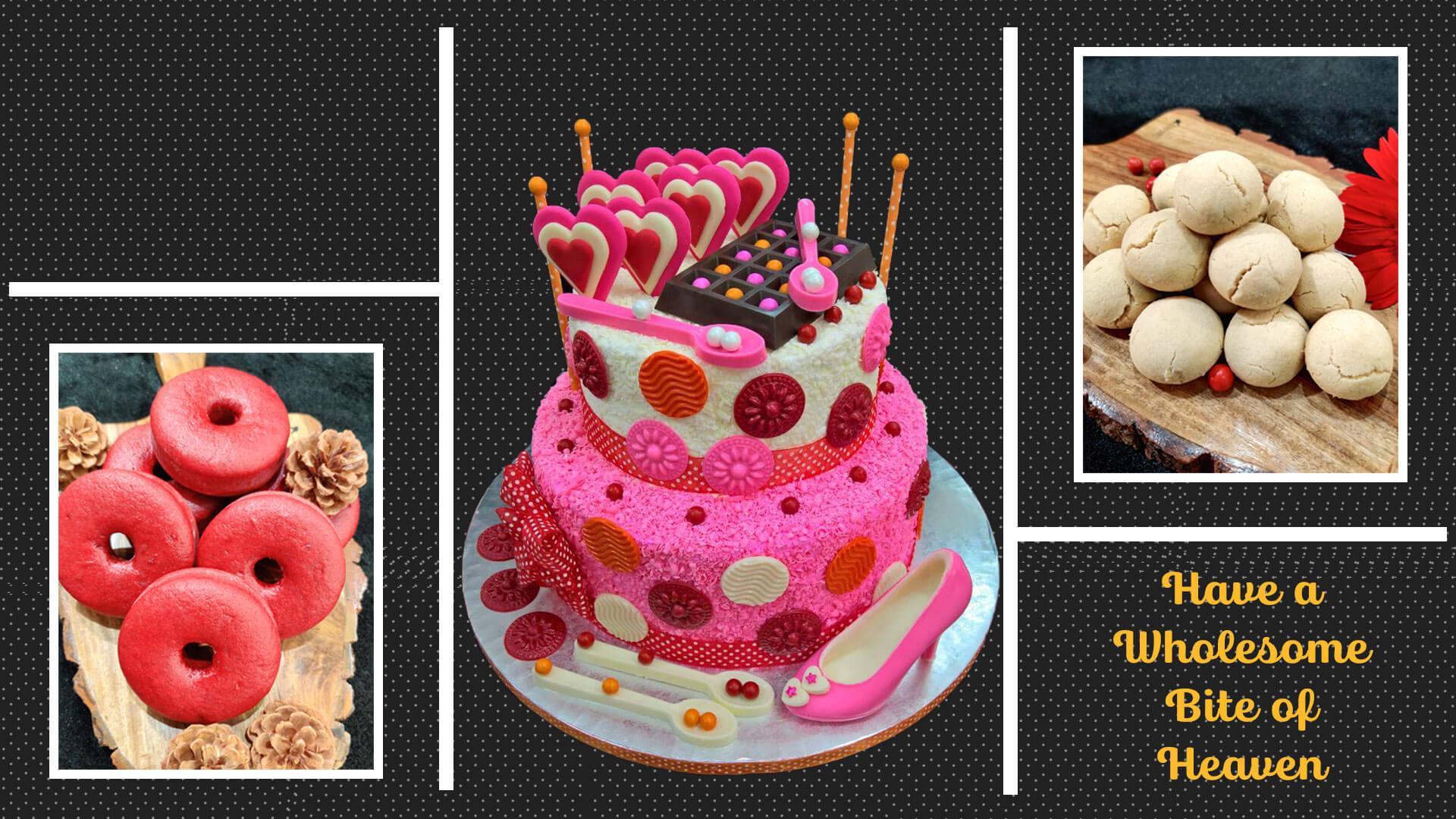 Soul treat designer cakes