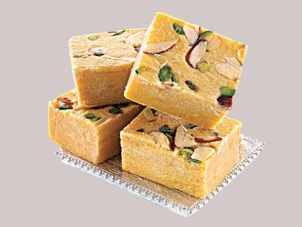 Sugar Free Soan Papdi 200 grams